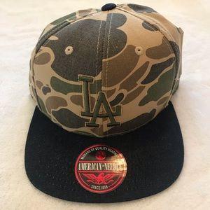 Los Angeles LA Dodgers Adjustable Hat Cap One Size